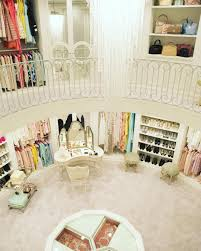 Chanel Inspired Home Decor The Dream Closet Two Stories And Multiple Accessory Closets Yes