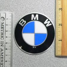bmw logo bmw emblem flat 70mm bob u0027s bmw