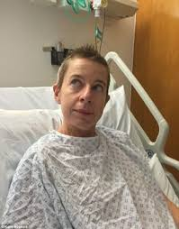 can you color hair after brain surgery katie hopkins admits she finally felt vulnerable after losing her