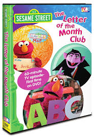 amazon com sesame street the letter of the month club sonia