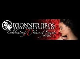 bonner brother winter hairshow in atlanta 2017 bronner brother hair show youtube