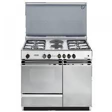 piano cottura 85 cm longhi 8542 linea smart cucina 4 fuochi forno elettrico