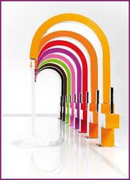 robinet cuisine design robinets design de couleur à nîmes