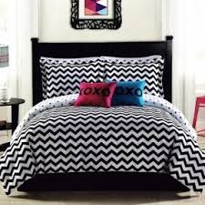 Twin White Comforter Set Black And White Polka Dot Comforter Set Foter
