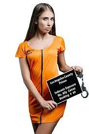 Halloween Inmate Costume Prisoner Costumes Funtober