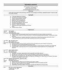 Resume Sample For Accountant Position by Best Accounting Assistant Resume Example Livecareer
