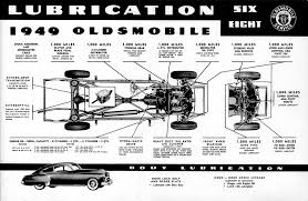 1949 oldsmobile shop manual 6 and 8