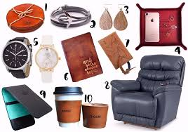 3rd anniversary gift ideas for him leather anniversary gift ideas for him creative gift ideas