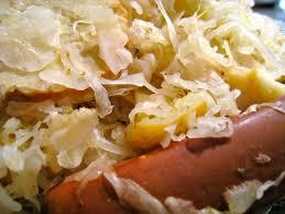 cuisiner la choucroute aka tweet semaine sans viande choucroute végétarienne