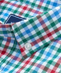 shop boys higgins beach gingham whale shirt at vineyard vines