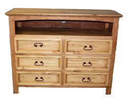 Bedroom Tv Dresser 6 Drawer Dresser Tv Stand Great Western Furniture Company