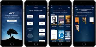 light app for iphone amazon rolling out all new kindle app with goodreads integration