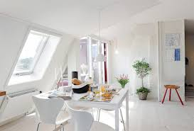 Modern White Home Decor by Luxury Decorating Modern White Dining Room Furniture