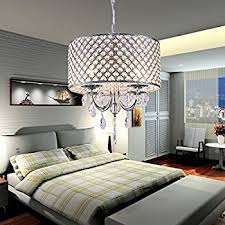 Crystal Drops For Chandeliers Lightinthebox Modern Drum Chandeliers With 4 Lights Pendant Light