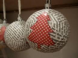 fancy paper mache christmas balls 87 with paper mache christmas