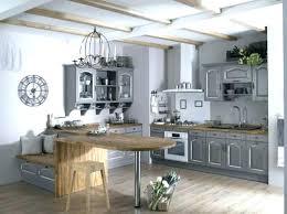cuisine rustique repeinte en gris photo cuisine rustique repeinteyoutube 10 astuces pour cracer une