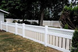 download vinyl fence ideas garden design