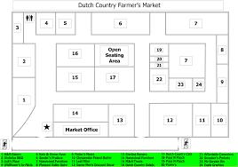 market map dutch country farmer u0027s market u2013 middletown delaware