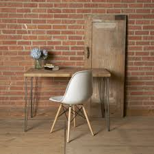 Light Wood Desk Refinish A Modern Wood Desk Thediapercake Home Trend