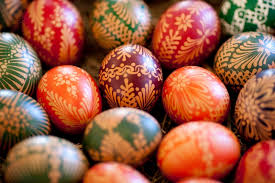 egg decorations happy easter the of decorated easter eggs in europe europeana