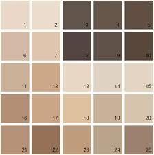 benjamin moore paint colors brown palette 04 house paint colors