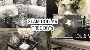 Dollar Tree Decorating Ideas Dollar Tree Diy Home Decor Ideas Glam Mirror Coffee Table Decor