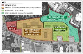 crestwood mall redevelopment plan features retail 225 apartments