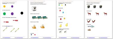 preschool worksheets and printables numbers counting shapes