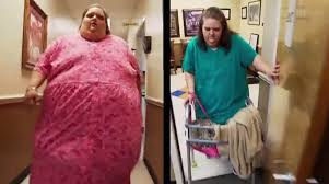 600 lb dottie my 600lb life woman loses 19 stone after weight left her
