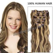 clip in hair extensions uk 26 inch 12pcs thick clip in human hair extensions wavy