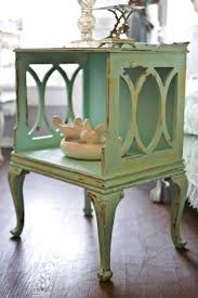 shabby chic end tables with pretty vintage shab chic nightstand