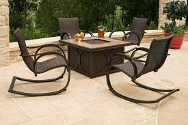 Propane Fire Pit Patio Sets Fire Pit Chairs Crafts Home