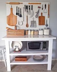 kitchen pegboard ideas best 25 peg board kitchens ideas on tool storage