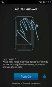 air call accept apk air call answer apk for android
