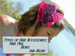 different types of hair bows types of hair accessories hair pins bows and more