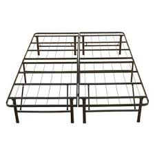 buy king metal bed frame from bed bath u0026 beyond