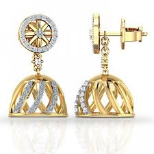 detachable earrings detachable jhumka jacknjewel