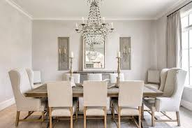 Dining Room Wingback Chairs Grey Dining Room Dining Room