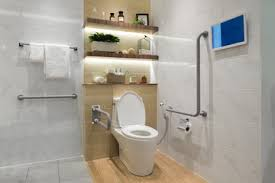 Bathroom Safety For Seniors 7 Ways To Improve Bathroom Safety For Seniors Grownups New Zealand