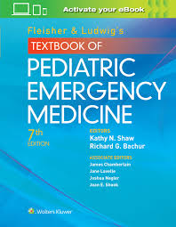 fleisher u0026 ludwig u0027s textbook of pediatric emergency