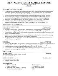 Dental Hygienist Sample Resume by Resume Examples Wonderful 10 Top Free Dental Hygiene Resume