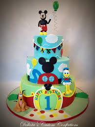 mickey mouse clubhouse birthday cake 12 mickey mouse clubhouse party cakes photo mickey mouse