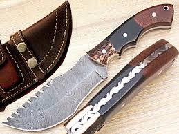 Damascus Steel Kitchen Knives Damascus Knife Damascus Kitchen Knife Damascus Hunting Knife