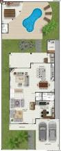 sims floor plans planta de sobrado 4 quartos 263 61m monte sua casa arq