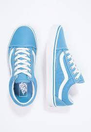 light blue vans mens vans old skool trainers cendre blue true white www