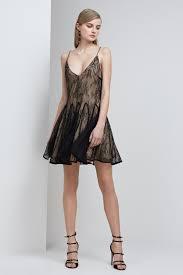 keepsake dresses keepsake above water lace cami mini dress in black lookbook boutique