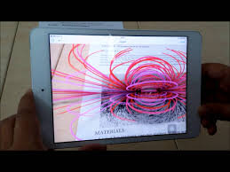 augmented reality ar in education magnetism 3d youtube