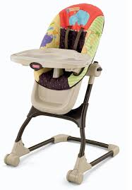 Graco High Chair 4 In 1 Graco Blossom 4in1 Seating System Convertible High Chair Vance