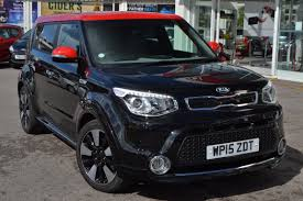 kia cube interior wessex garages used 2015 kia soul crdi mixx on feeder road in