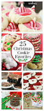 25 fun favorite christmas cookies christmas cookies holidays